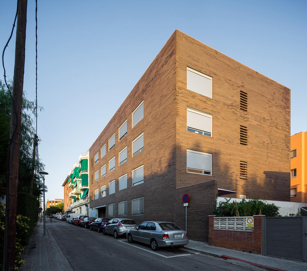 Vista general habitatges Premià de Mar