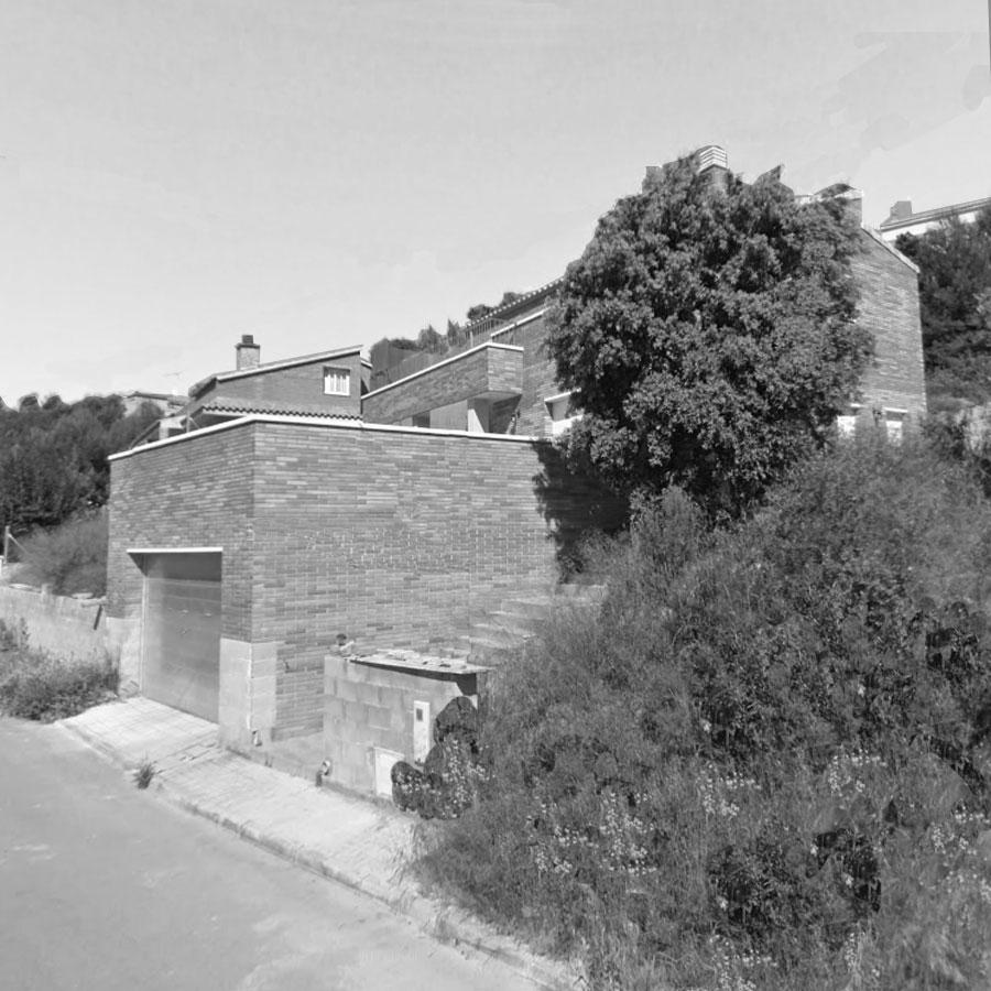 Habitatge unifamiliar aïllat, Pont de Vilomara