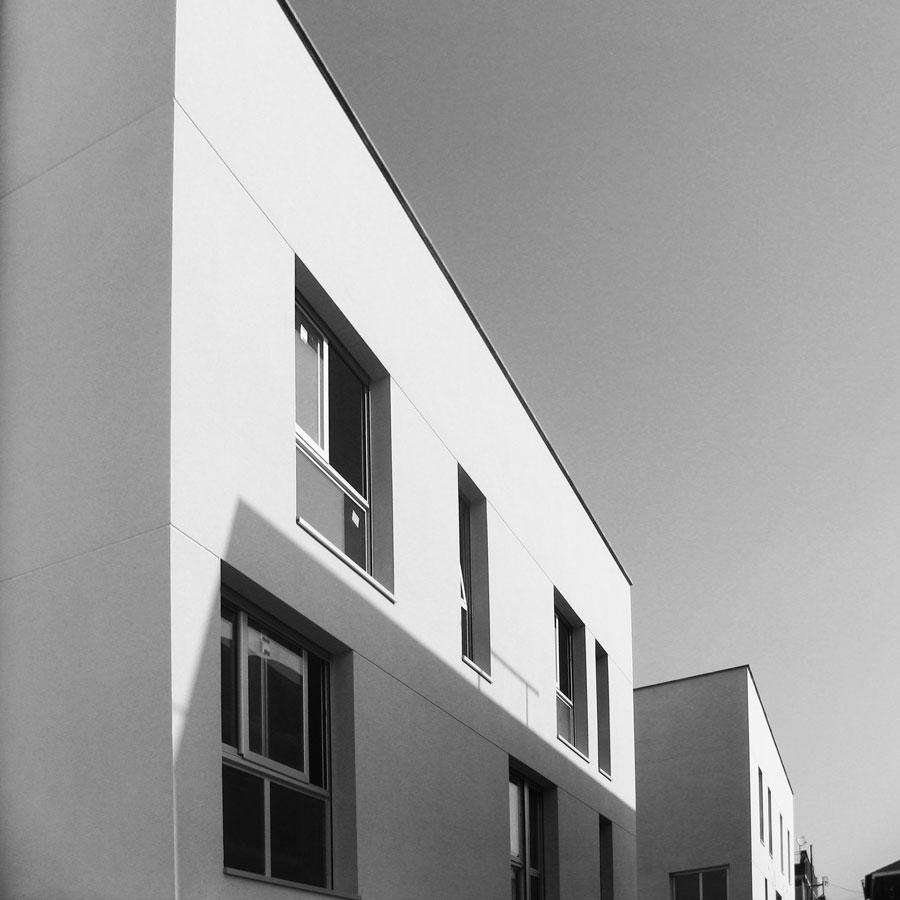 Edifici de 9 habitatges, Mollet del Vallès