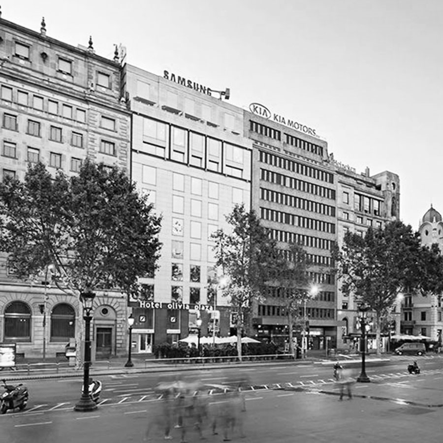 Olivia Hotels, Hotel 4 estrelles, Plaça Catalunya, Barcelona