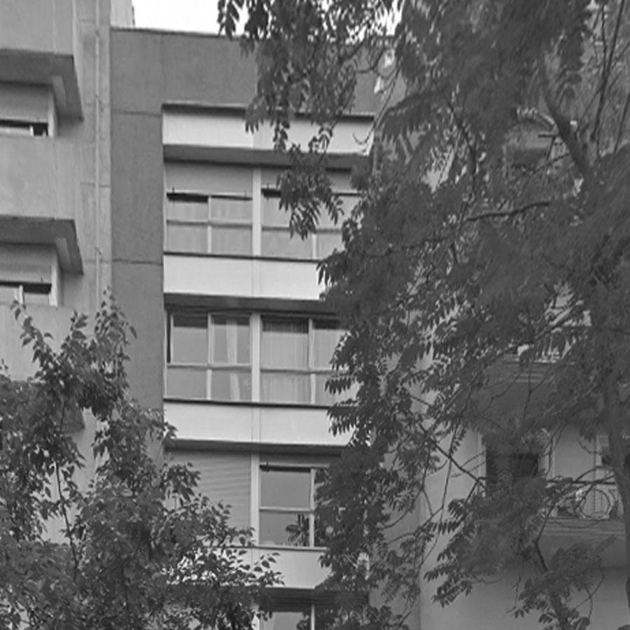 Edifici plurifamiliar, 10 habitatges, carrer St. Antoni Mª Claret, Barcelona