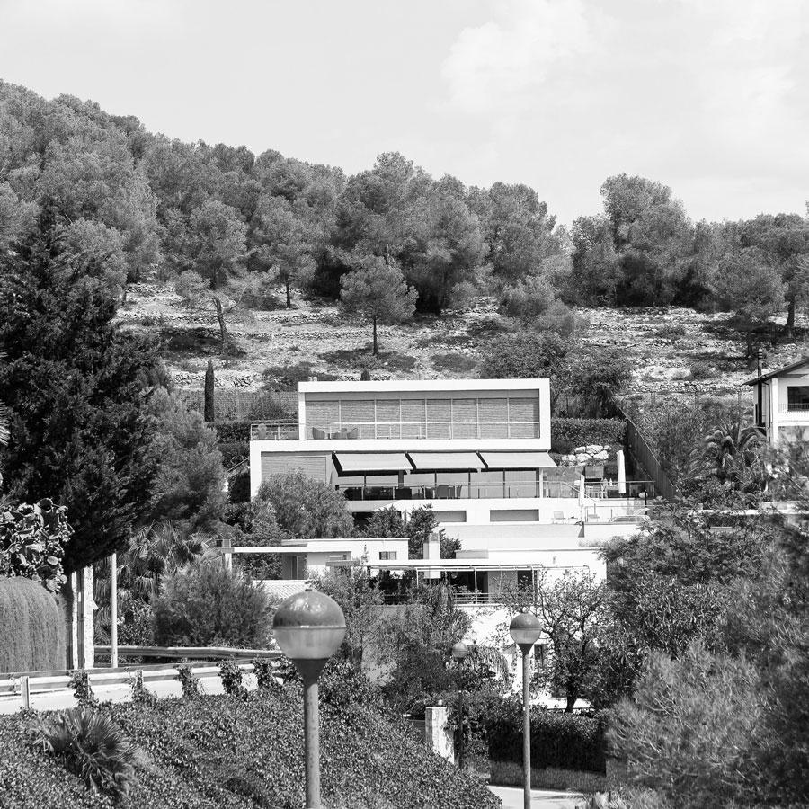 Habitatge unifamiliar, carrer de Miralpeix, Sitges