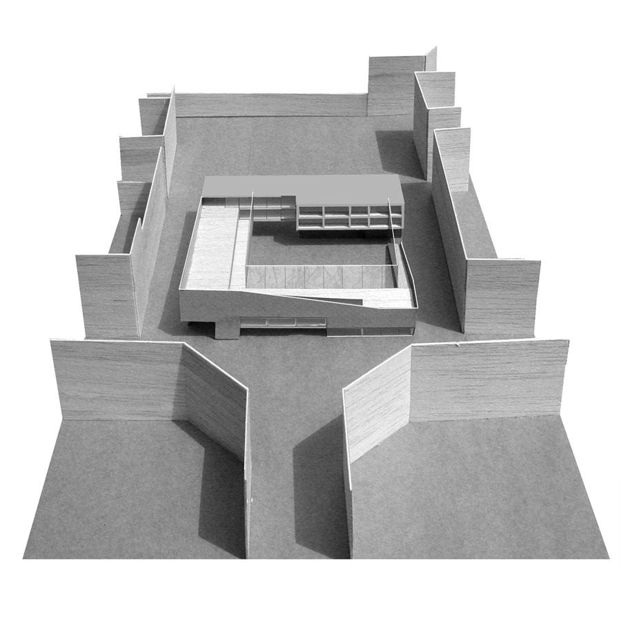 3er premi, CEIP, Centre de Barri, Rambla del Poble Nou, Barcelona