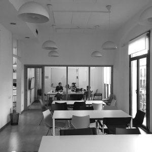 experiencia, Reforma i adequació d'unes oficines, Degustabox, Barcelona