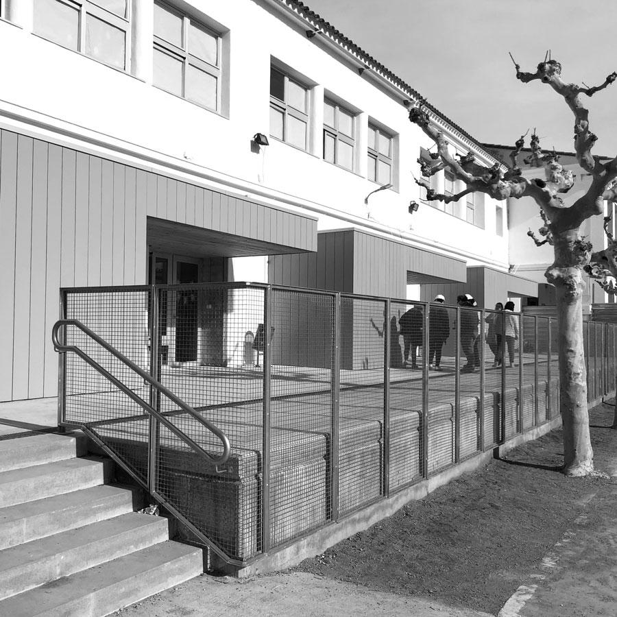 Escola Lluis Viñes i Viñals, Mora d'Ebre