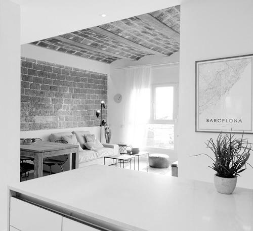 experiencia, Gran rehabilitació, edifici existent 29 habitatges, Ronda General Mitre, Barcelona