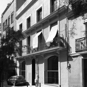 experiencia, Reforma habitatge, carrer d'en Grassot, Barcelona