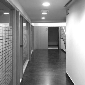 experiencia, reforma Centre d'Assistència Social de Can Bruixa, Barcelona