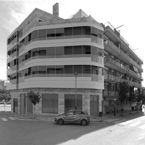 experiencia, Edifici plurifamiliar, 15 habitatges, Pg. Maragall, Barcelona