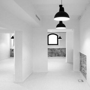 experiencia, Reforma local com a oficines, carrer Abribau, Barcelona
