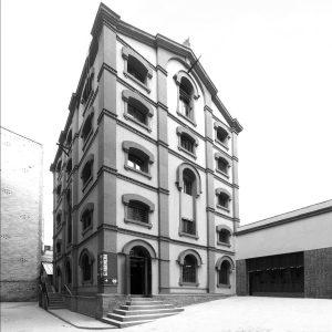 experiencia, Reforma nau industrial, carrer Aribau, Barcelona