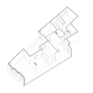 experiencia, Reforma d'habitatge a Travessera de les Corts, Barcelona
