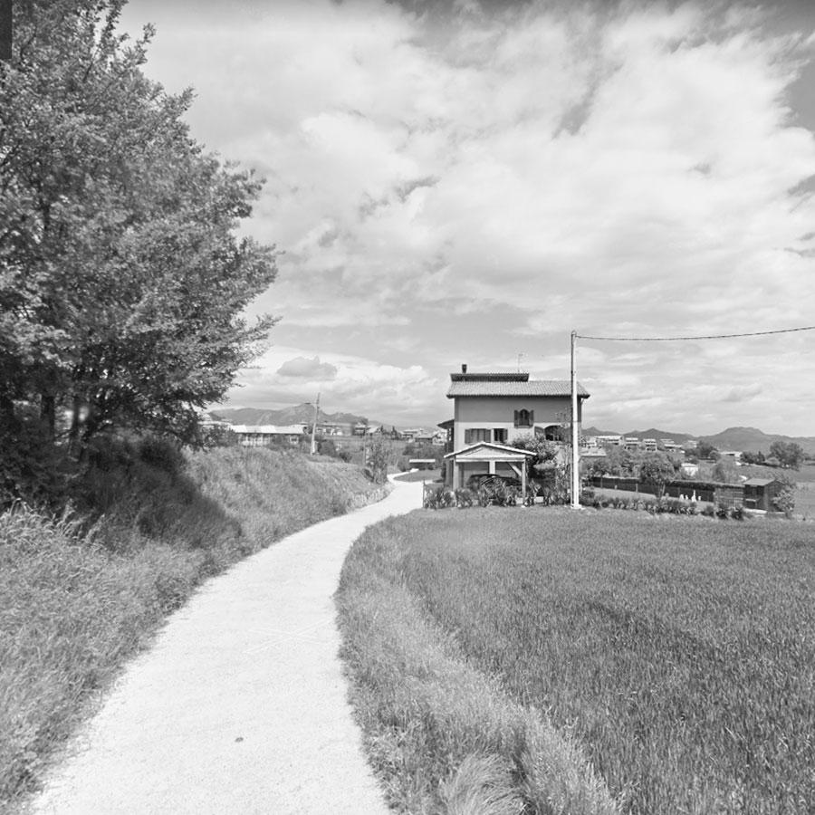 habitatge unifamiliar aïllat, finca Torre Deu, Avià