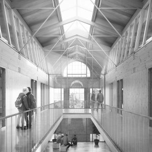 experiencia, Finalista concurs, nou institut, Can Batlló, Barcelona