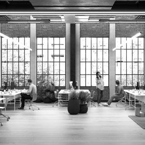 experiencia, edifici industrial, oficines 22@, Poble Nou, Barcelona